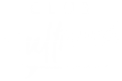 Club Cultured White Logo