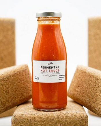 Fermental Hot Sauce 250ml | Club Cultured